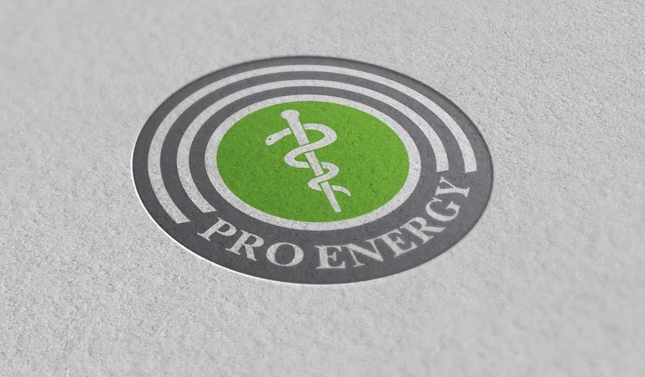 tworzenie logo PRO ENERGY