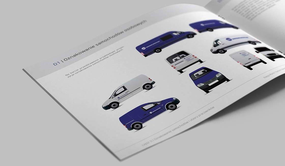 projektowanie nadruków na samochodach
