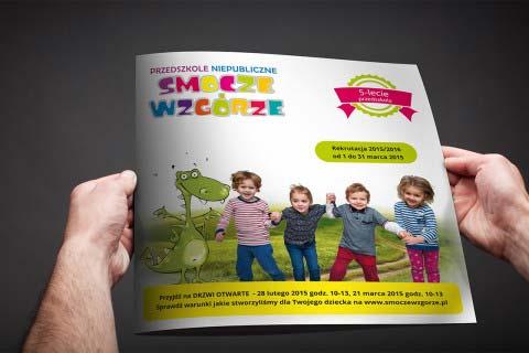 projektowanie katalogów i broszur