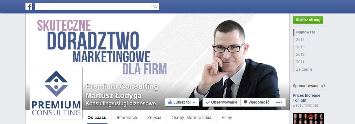 Grafika na facebook