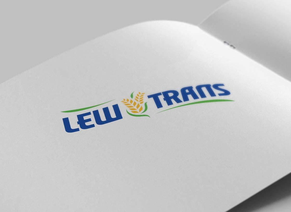 Logo dla firm Lew Trans