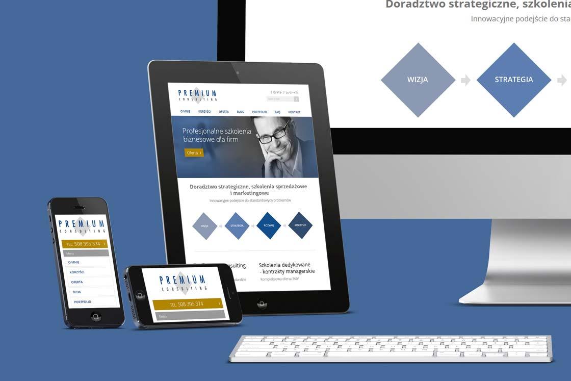 Responsywne strony www Poznań