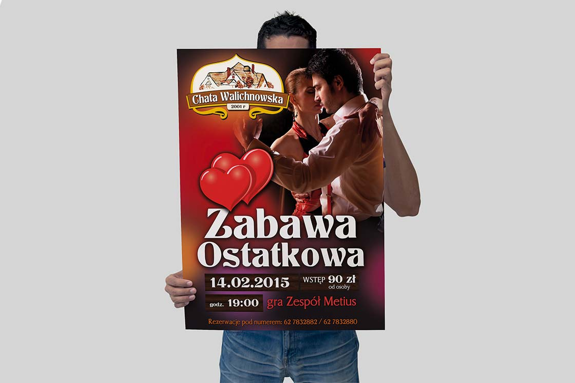 Plakaty Chata Walichnowska