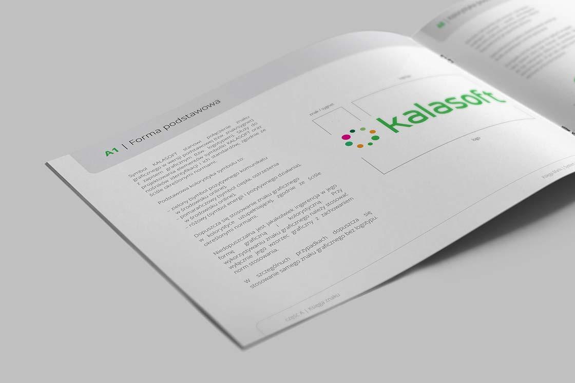 Tworzenie logo firmy kalasoft
