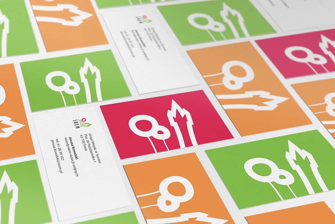 Tworzenie logo Śrem