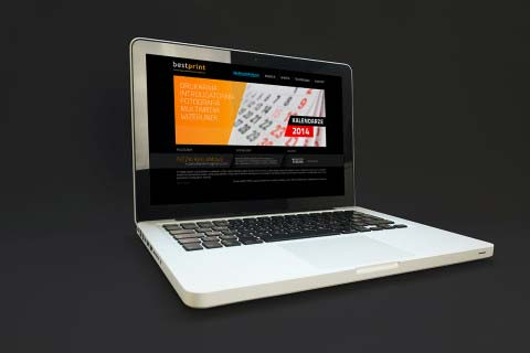 Strony internetowe bestprint