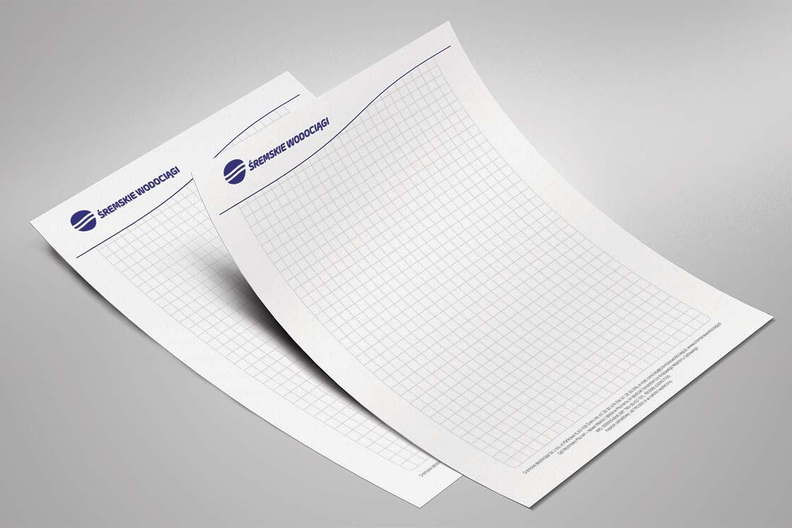 papier firmowy leszno kościan