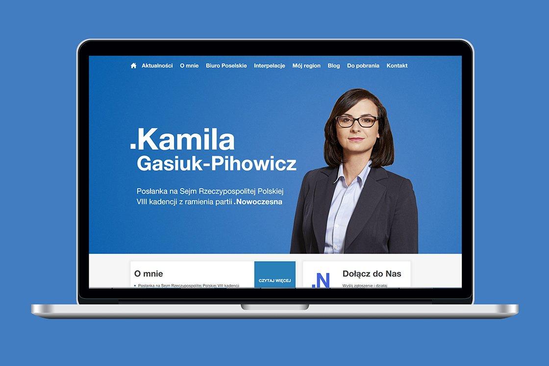 strona internetowa poznań