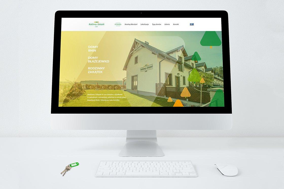 strony internetowe dla deweloperów