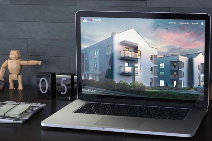 strony internetowe biuro architektoniczne