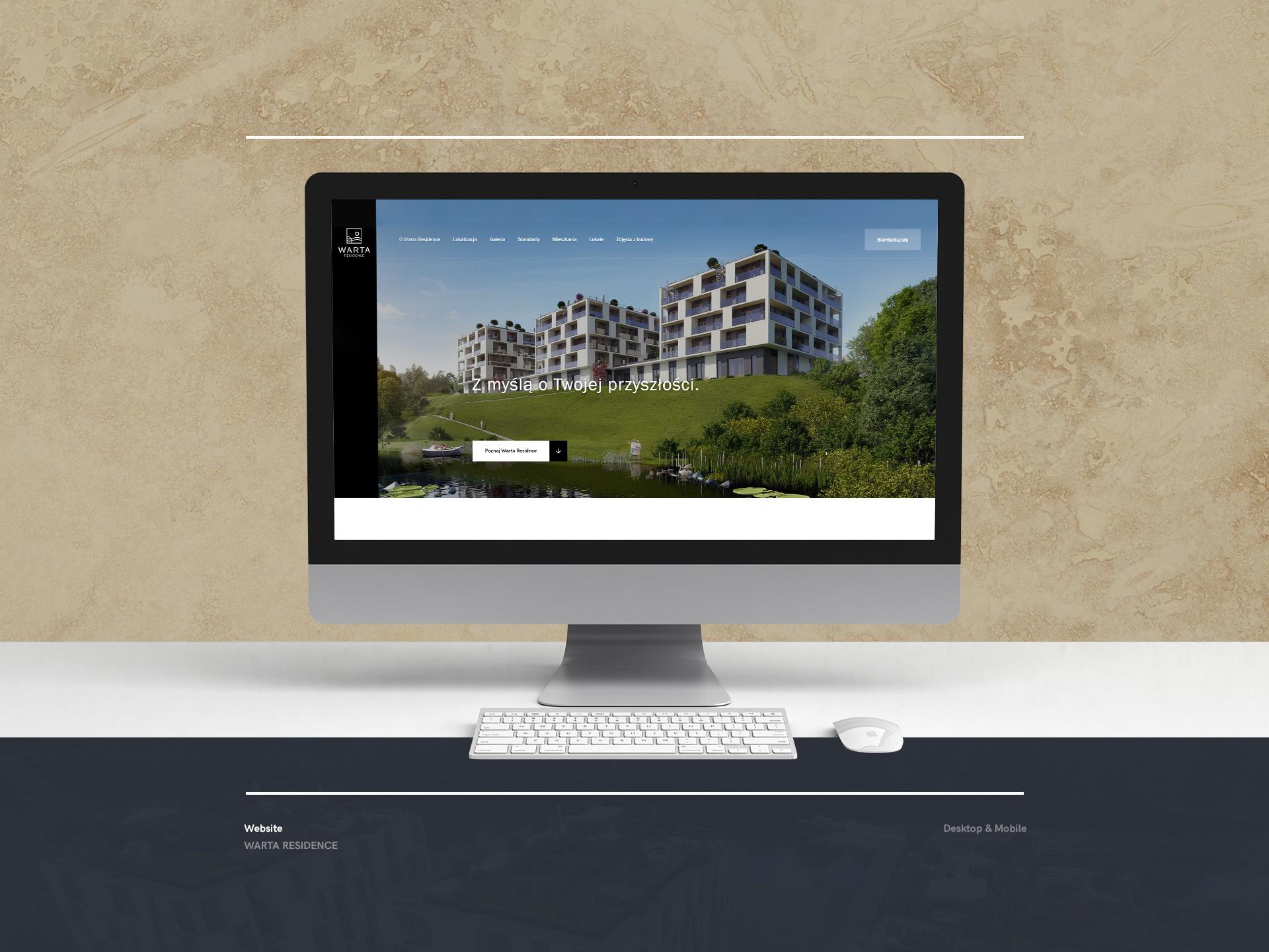 mobilna strona www dewelopera poznań