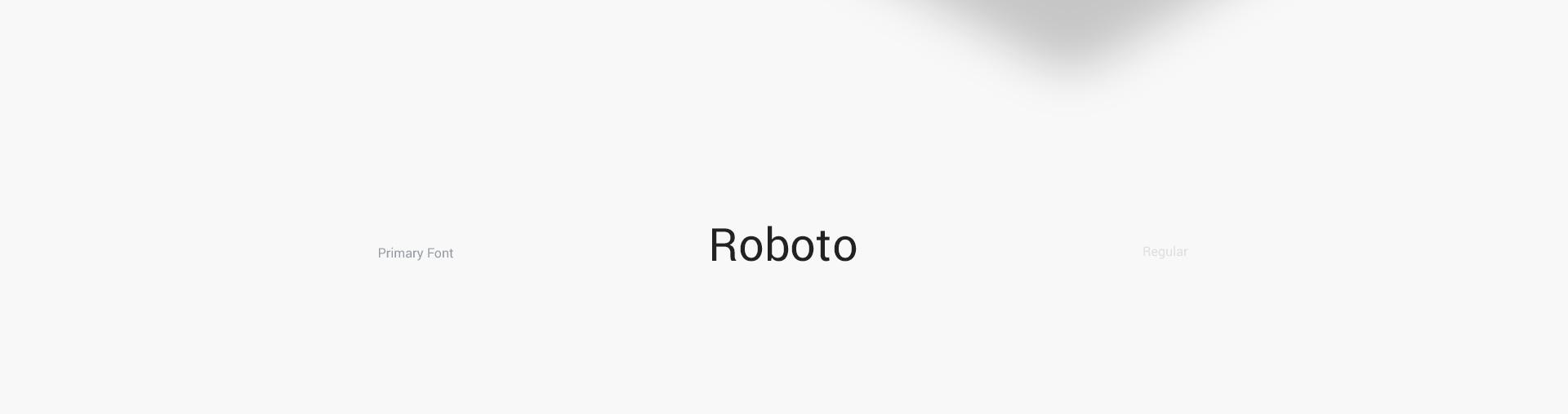 font roboto użyty na stronie www deweloper leszno